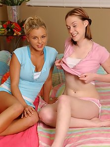 Two Hot Lesbians Are Happy Today After a Long Time for Lesbian Sex Action