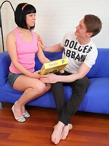 Hottest Teen Sonia Gets Deflowered By the Hunky Handsome Dude