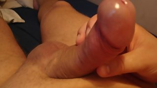 Homemade video of me wanking and shooting cum