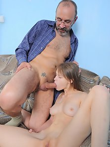 Teen Babe Banged Action by Hunky Teacher