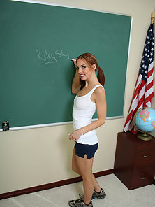 Innocent Chick and Her Naughty Teacher Doing Deep Hammering In Classroom