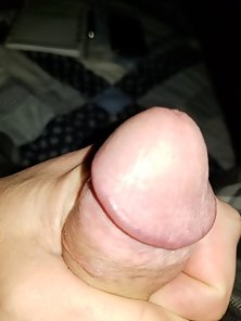 Just me lookn good and shit - showing off Dick