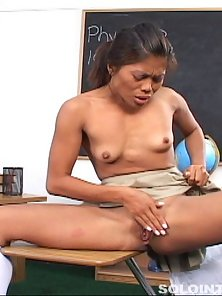 Horny Arcadia Davida Excited and Pussy Playing Action