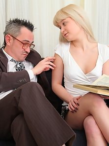 Innocent Candy Is Getting Hardcore Banged By Her Tutor
