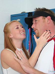 Blonde Beauty Ami Emerson Getting Fucked and Facialized