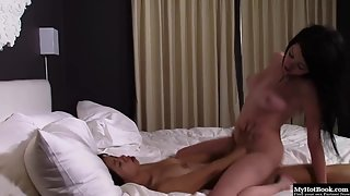 Asia Zo craves hot lesbian action