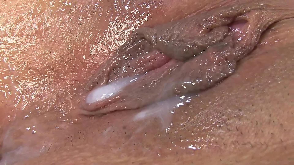 Hairy Teen Creampie Close Up