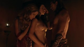 Compilation of all the hot sex scenes in the show Spartacus