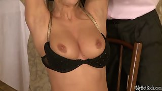 Attractive Sexy Lady with Incredible Pleasure Pounded in Sweet Muff